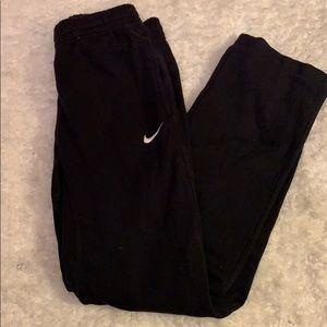 Nike men's sweats size Sm